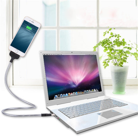 Flexible Stand-up Charging Cable