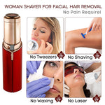Flawless Hair Removal- Lipstick Epilator