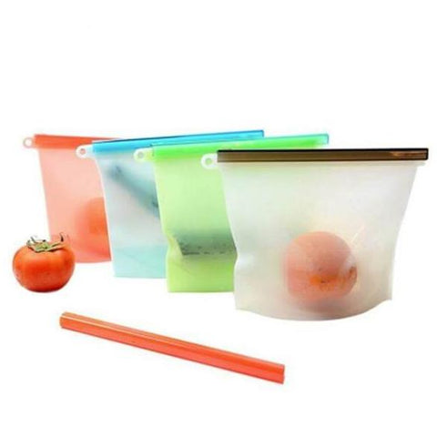 Reusable Silicone Fresh Bag