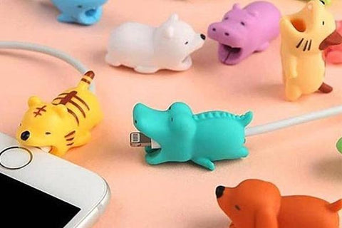 Animal Bite Cable Protectors - Electric Heated Long-lasting Eyelash Curler