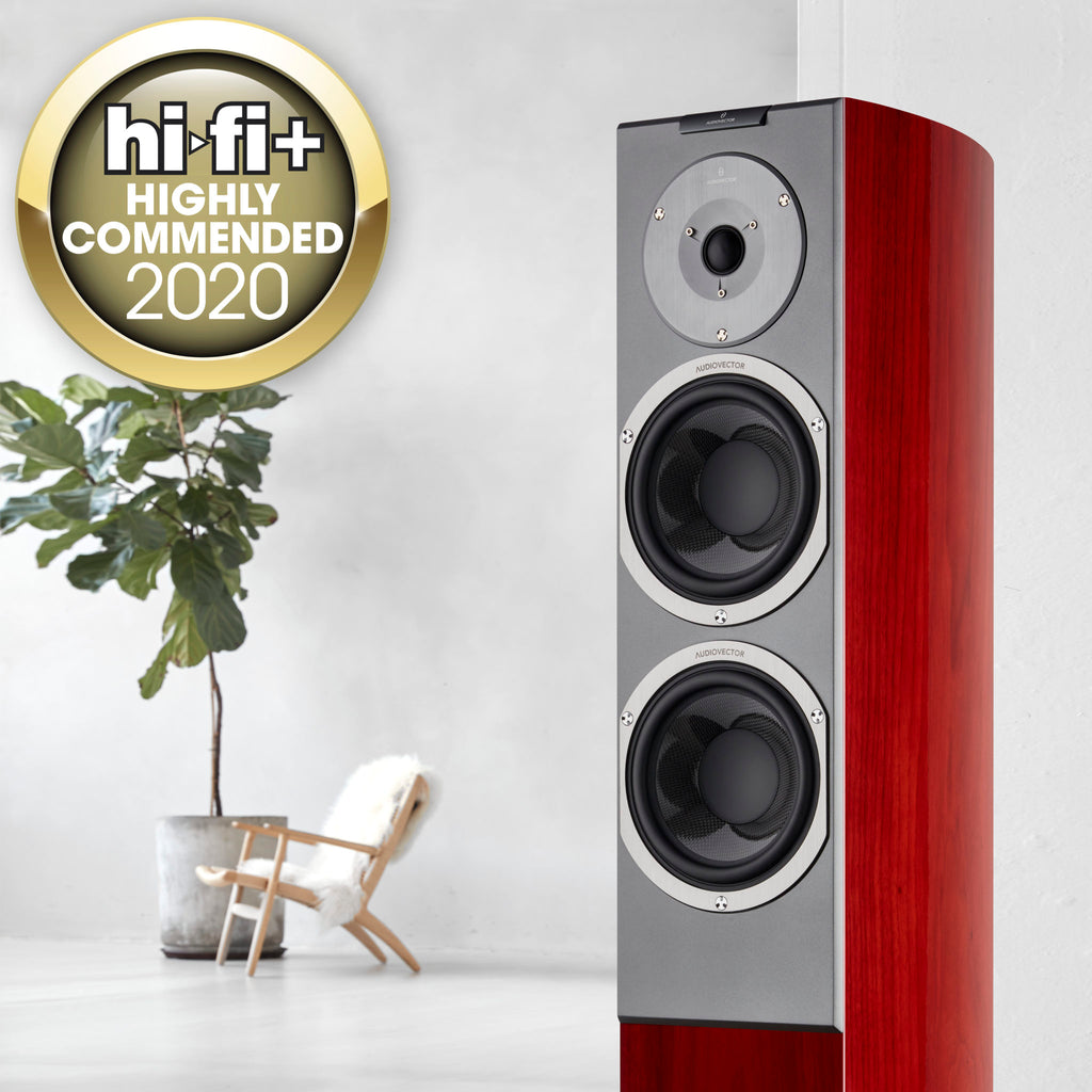 Audiovector R3 Signature Review - HiFi + Highly Commended