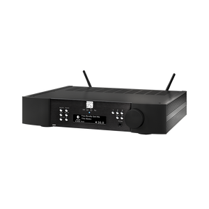 Moon Release the BRAND NEW 390 Streaming Preamplifier