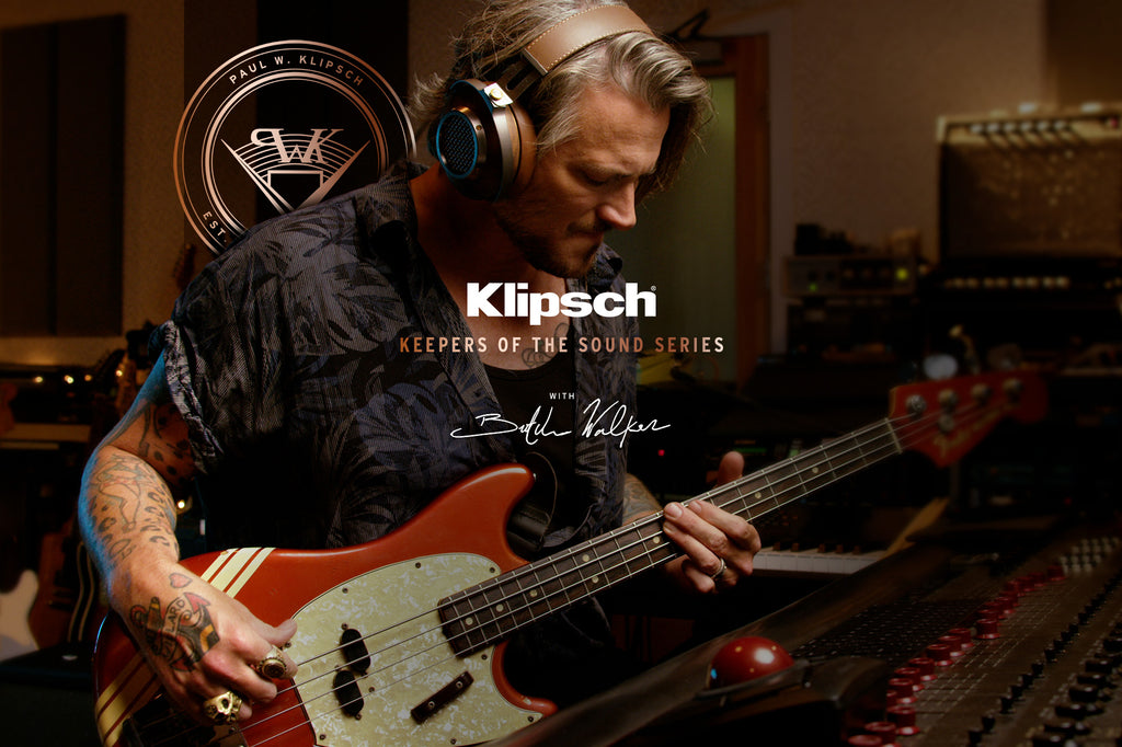 Klipsch Keepers of the Sound: Butch Walker