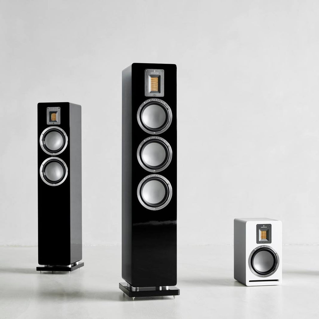 Audiovector release the all new QR5 Floorstanders