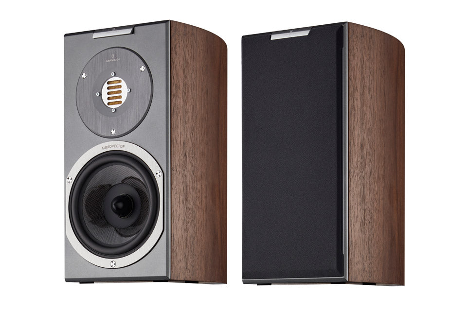 Staff Review: David's first impression of the Audiovector R1
