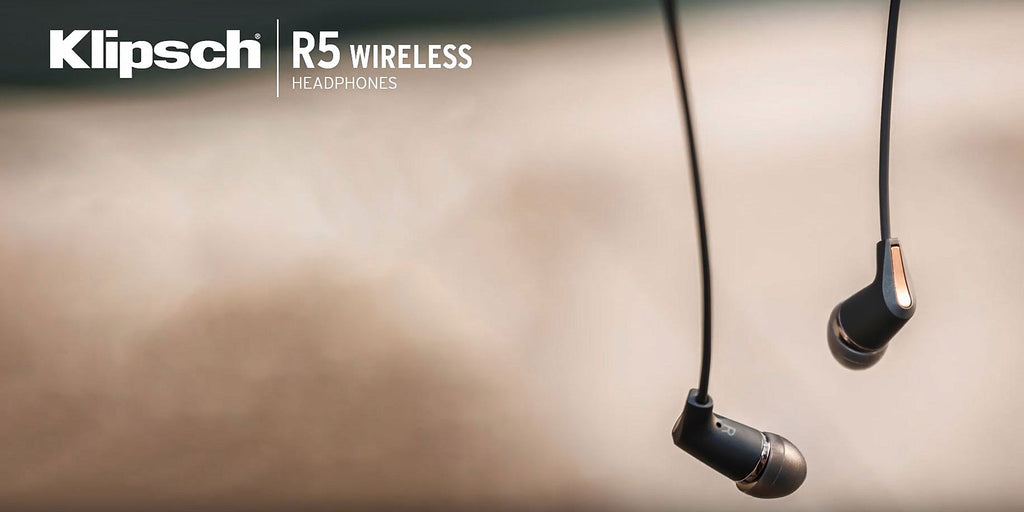 Klipsch R5 Wireless Headphones now available