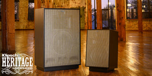 Klipsch Cornwall IV & Hersey IV now available