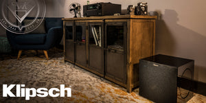 Klipsch C-Series Subwoofers land in the UK