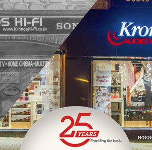Celebrating 25 Years of Kronos AV!!