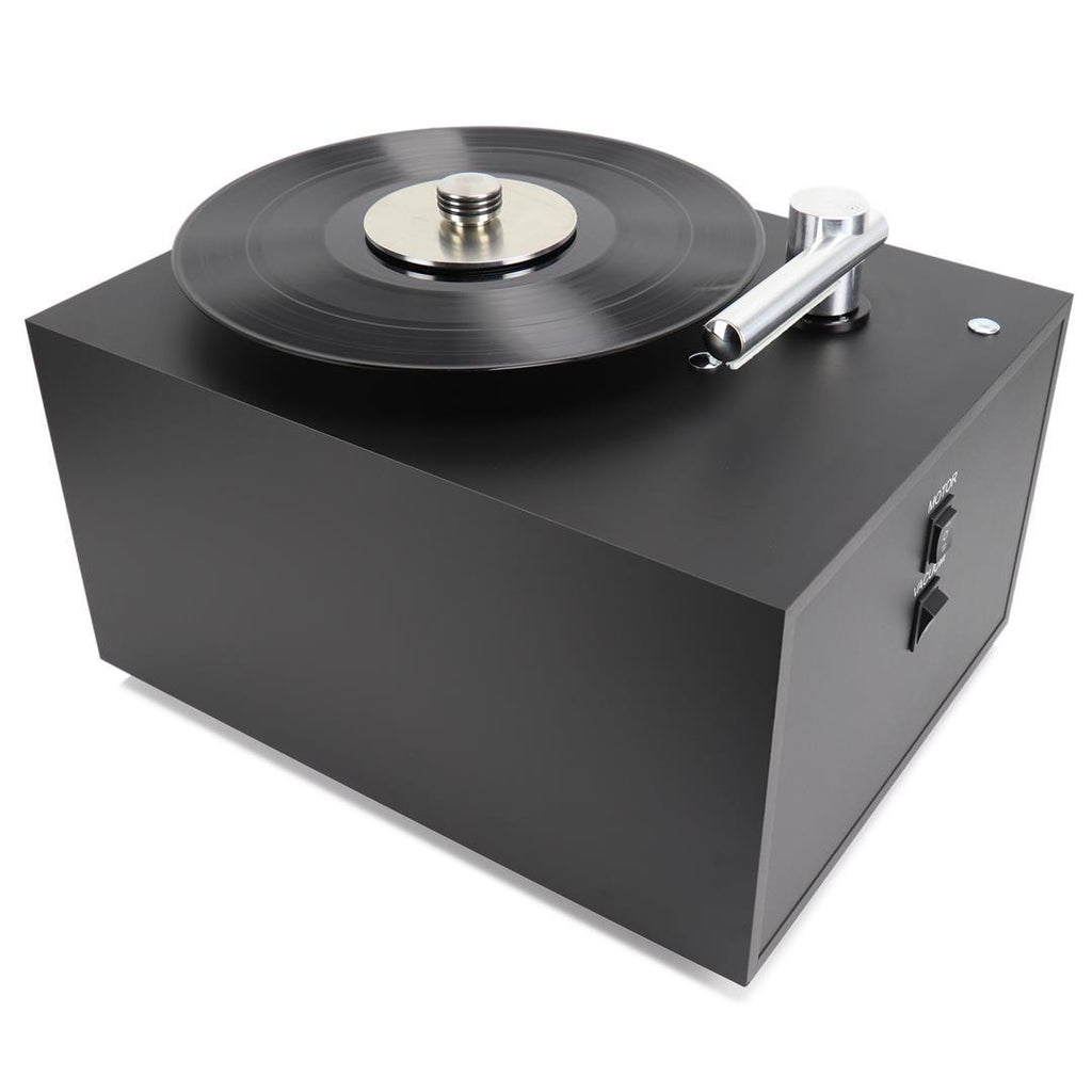 Pro-Ject announce new VC-S MKII Record Cleaning Machine