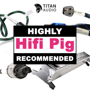 Titan Audio adds to their trophy room...