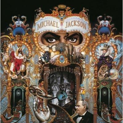Michael Jackson - Dangerous Exclusively Remastered