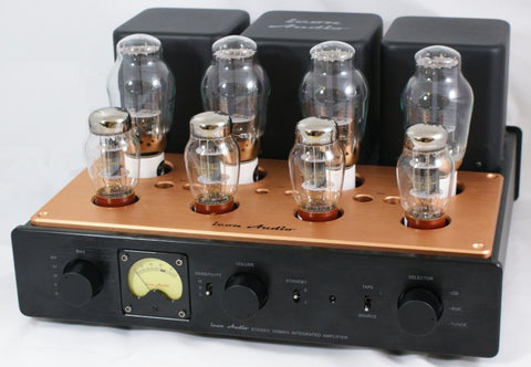 Icon Audio Stereo 300 MKII Valve Integrated Amplifier