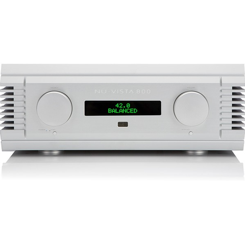 Musical Fidelity Nu-Vista 800 Integrated Amplifier - Kronos AV