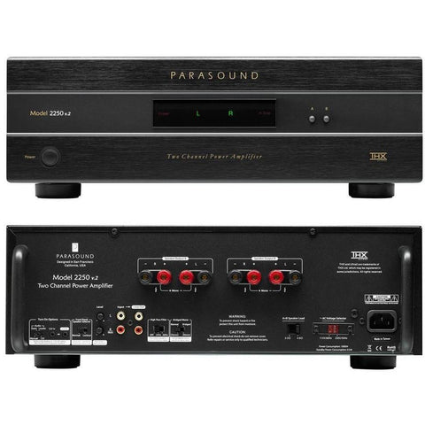 Parasound New Classic 2250 Power Amplifier - Kronos AV