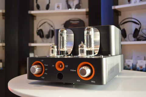 Unison Research Simply Italy Class A Integrated Valve Amp (Ex Display) - Kronos AV