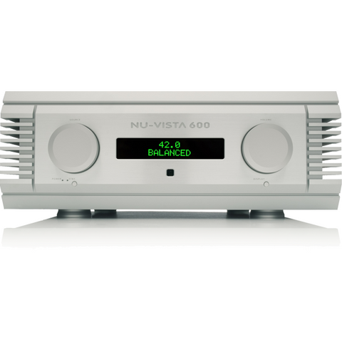 Musical Fidelity Nu-Vista 600 Integrated Amplifier - Kronos AV