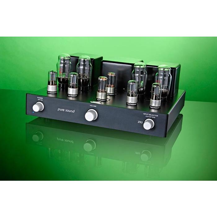 Pure Sound 2A3 Line Integrated Amplifier