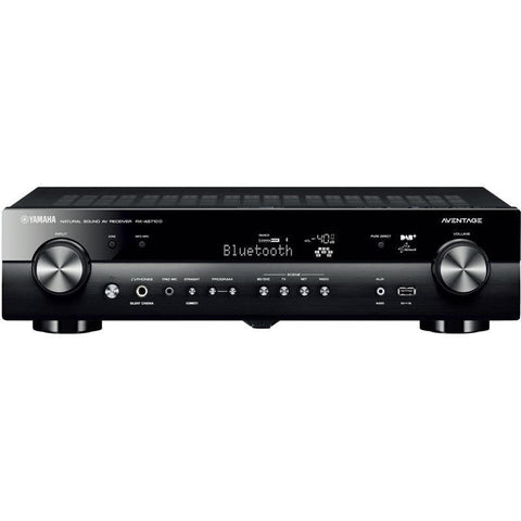 Yamaha RXAS710D 7.2 Channel AV Receiver with MusicCast - Kronos AV - Interest Free Credit 0% - FREE Shipping