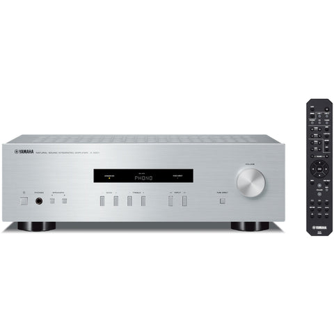 Yamaha AS201 Integrated amplifier - Kronos AV