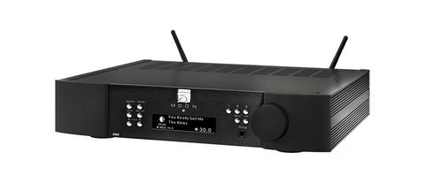 Moon 390 Network Player / Preamplifier - Kronos AV