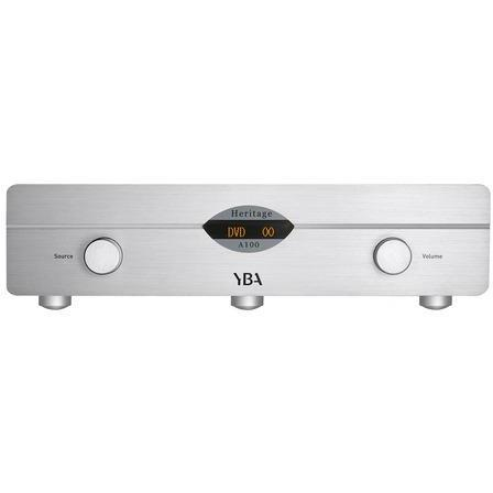 YBA Heritage Amp 100 Integrated Amplifier - Kronos AV - Interest Free Credit 0% - FREE Shipping