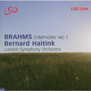 Brahms - Symphony No 1; Tragic Overture (LSO, Haitink) Live CD - Kronos AV - Interest Free Credit 0% - FREE Shipping