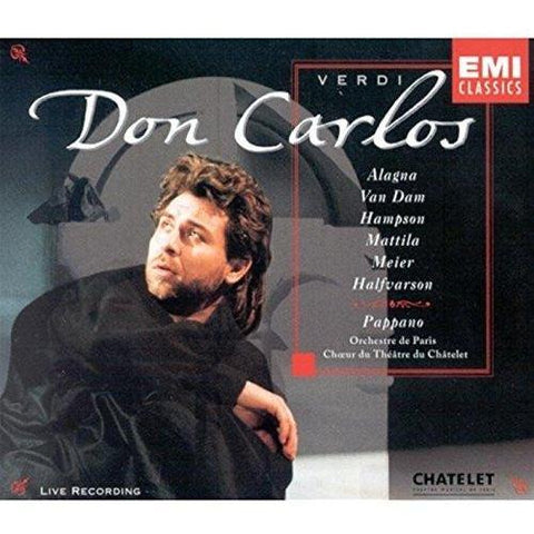 Verdi: Don Carlos CD Box set