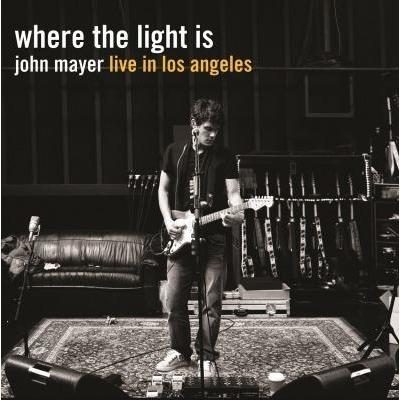 John Mayer - Where The Light Is Live In Los Angeles