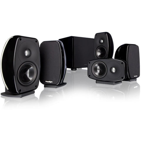 Paradigm Cinema 100 CT Speaker Package