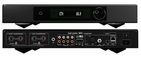 Bel Canto e1X Integrated Amplifier