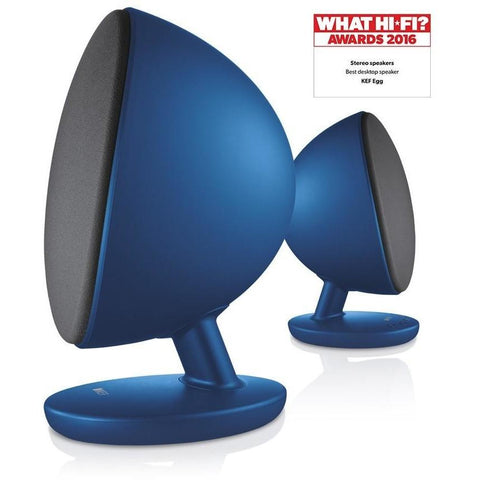 Kef Wireless Eggs Digital Speakers with Bluetooth - Kronos AV - Interest Free Credit 0% - FREE Shipping