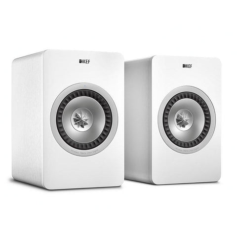 Kef Q350 Bookshelf Speakers - Kronos AV