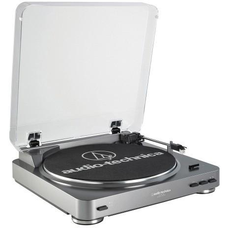 Audio Technica AT-LP60 USB Turntable - Kronos AV - Interest Free Credit 0% - FREE Shipping