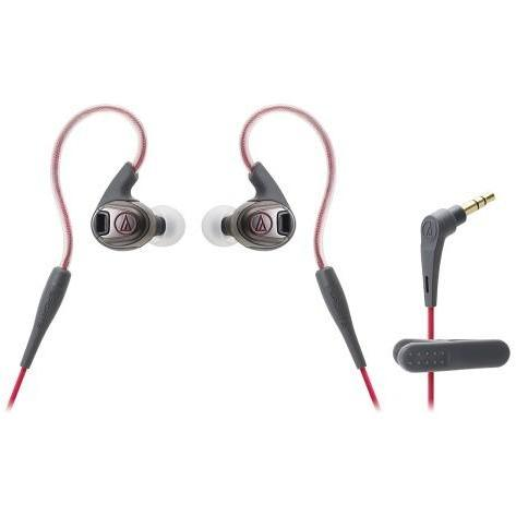 Audio Technica ATH-SPORT3 SonicSport in ear Headphones - Kronos AV