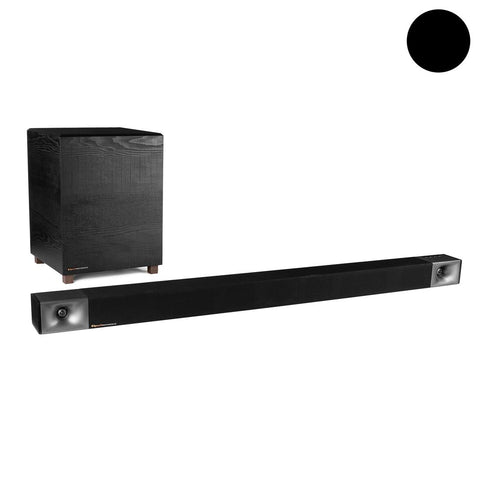 Klipsch Bar 48 Soundbar and wireless subwoofer