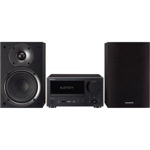 Onkyo CS-375D CD / Bluetooth/DAB / USB Receiver System - Kronos AV - Interest Free Credit 0% - FREE Shipping