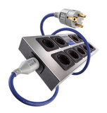Isotek Evo3 Corvus 9 Way Mains / Power Block with Premier C19 Cable