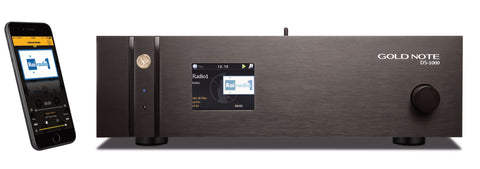 Gold Note DS-1000 MKII Streamer & DAC