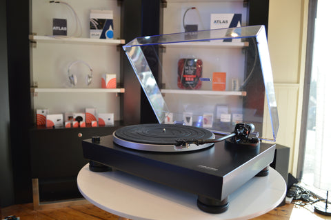 Audio Technica AT-LP5 Direct Drive Turntable (Ex Display) - Kronos AV