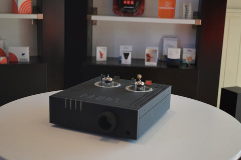 Pathos Aurium Headphone Amplifier (Ex Demo) - Kronos AV