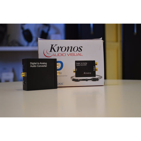 Kronos AV 24bit Digital to Analogue Converter - Kronos AV