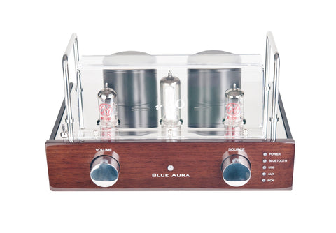 Blue Aura V40 Hybrid Valve Amplifier With Bluetooth