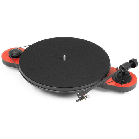 Pro-Ject Elemental Phono USB Audiophile Turntable - Kronos AV