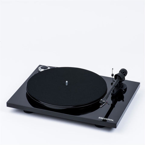 Pro-Ject Audio Systems Essential III Phono Turntable (Open Box) - Kronos AV