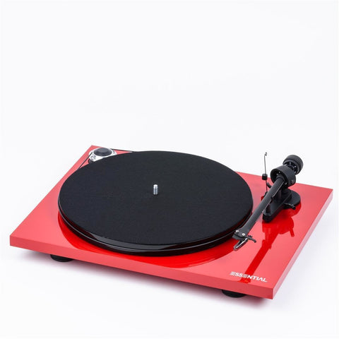 Pro-Ject Audio Systems Essential III Bluetooth Turntable - Kronos AV