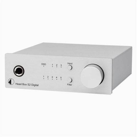 Pro-Ject Audio Systems Head box S2 Digital