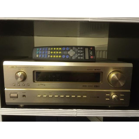 Denon AVR 3801 AV Surround Receiver Used