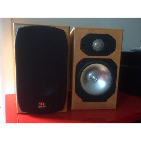 Monitor Audio Silver S1 Bookshelf Speakers Used