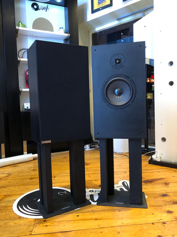 Audio Note AN J/D 691 Speakers & Matching Stands (USED) - Kronos AV